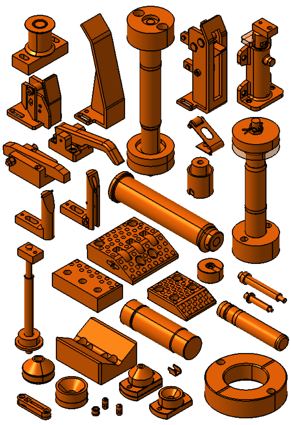 Standard Component for Press Die